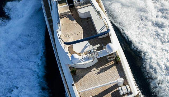 Mythos Charter Yacht - 2