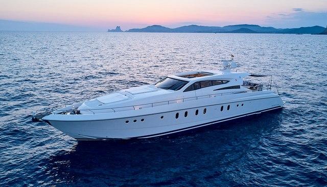 Ocean 5 Charter Yacht