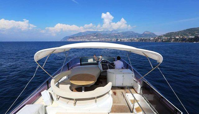 Nadazero Charter Yacht - 4