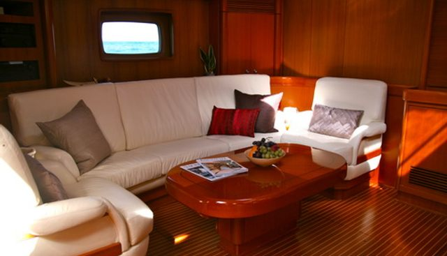 La Forza Del Destino Charter Yacht - 4