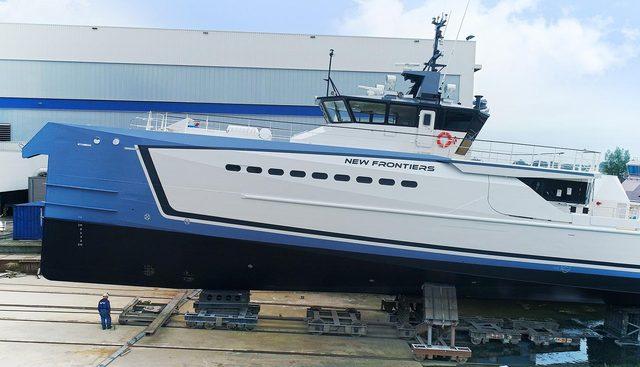 Shadow Charter Yacht - 3