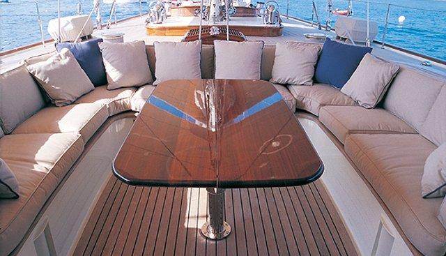 Rebecca Charter Yacht - 4