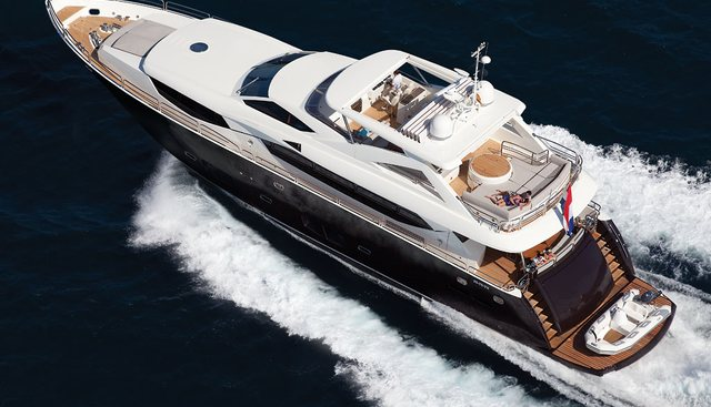 Simple Pleasure Charter Yacht
