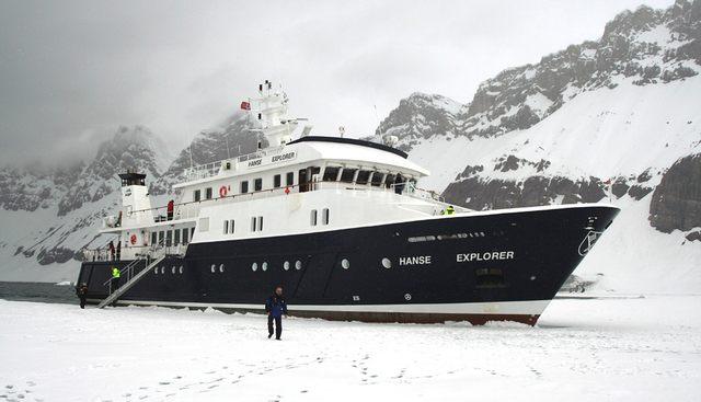 Hanse Explorer Charter Yacht - 3