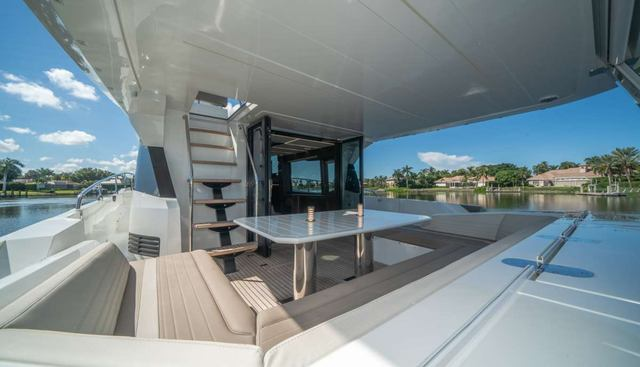 Record Year Charter Yacht - 3