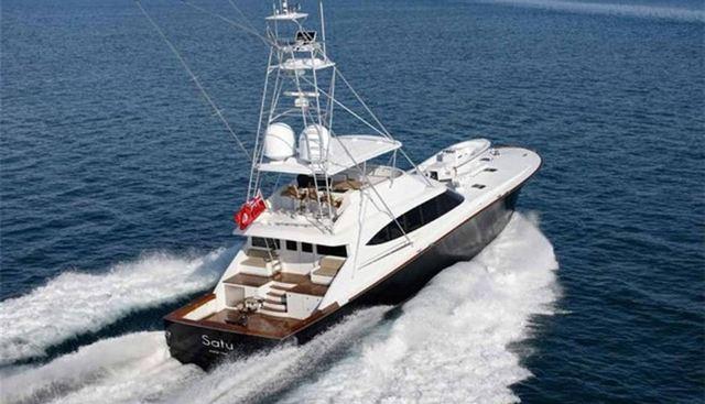 Satu Charter Yacht - 3