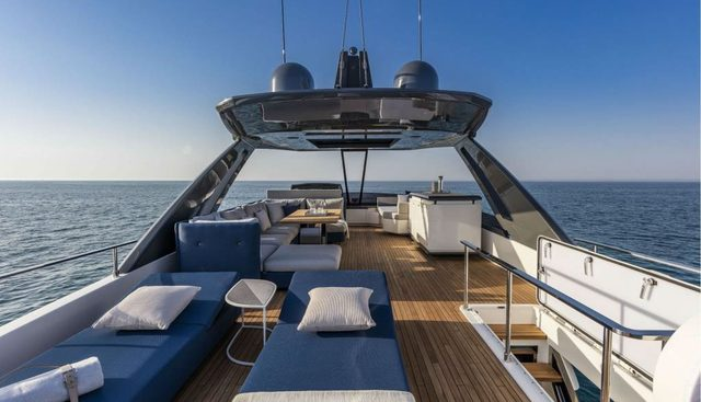 Black Star III Charter Yacht - 3