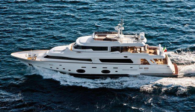 Pinnacle Charter Yacht