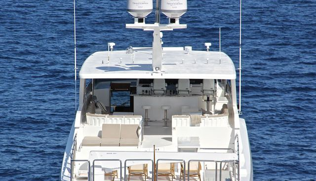 Miss Tracy Charter Yacht - 3