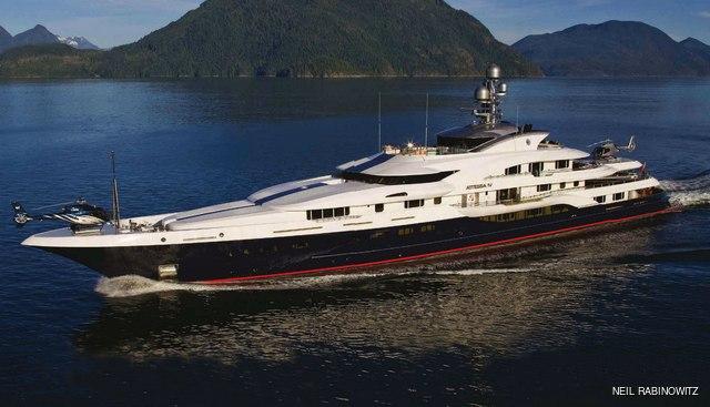 Attessa IV Charter Yacht