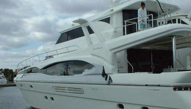 No Buoys Charter Yacht - 4