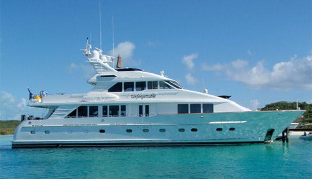 Kinetic Charter Yacht