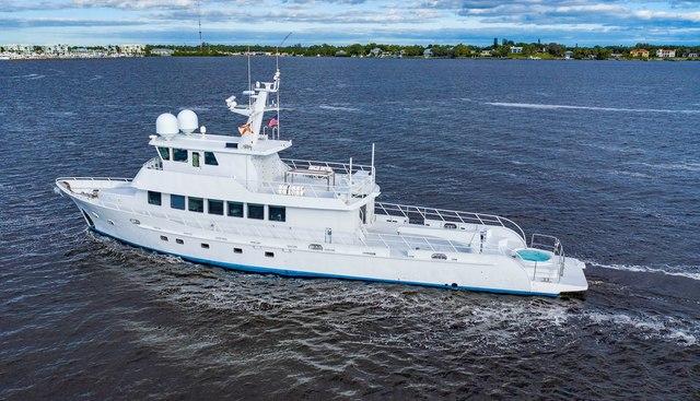 Reset Charter Yacht - 2