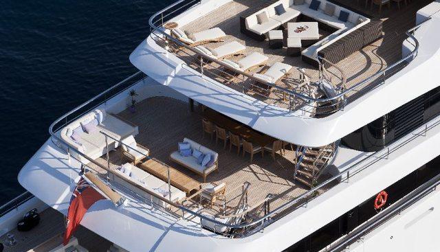 Rahil Charter Yacht - 3
