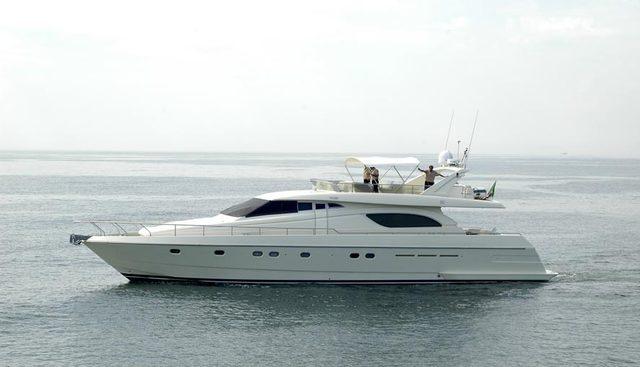 Celine Charter Yacht