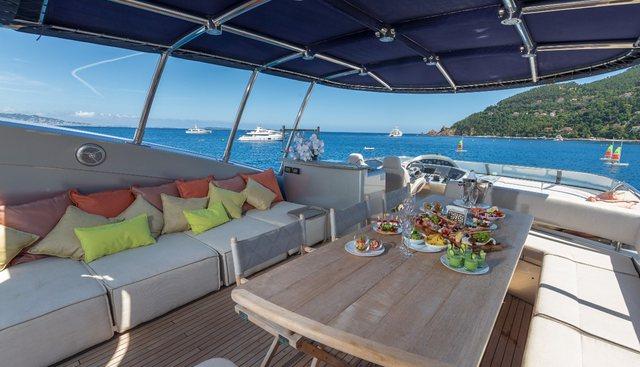 Georgina Charter Yacht - 3