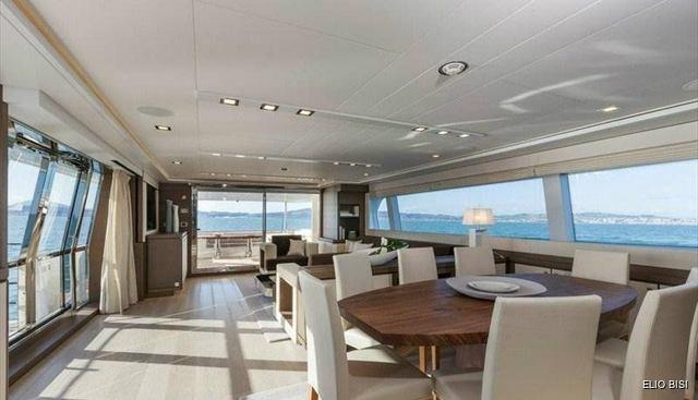 D'Artiste Charter Yacht - 4