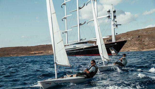 Maltese Falcon Charter Yacht - 7