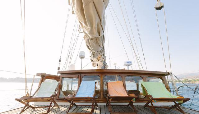 Sir Winston Churchill Charter Yacht - 3