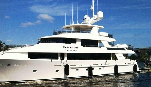 Lady Pegasus Charter Yacht