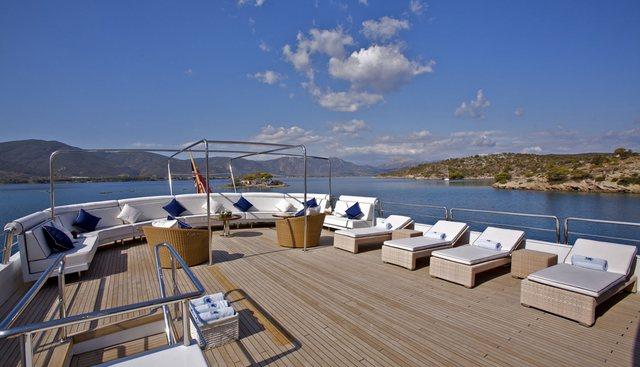 Achilles Charter Yacht - 5