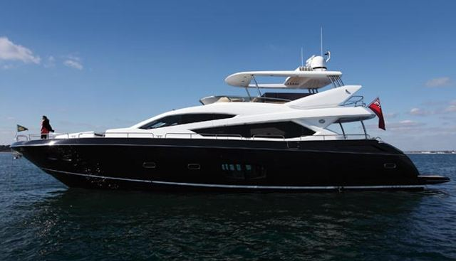 Tommybelle Charter Yacht
