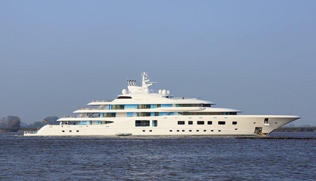Quantum Blue Charter Yacht - 5
