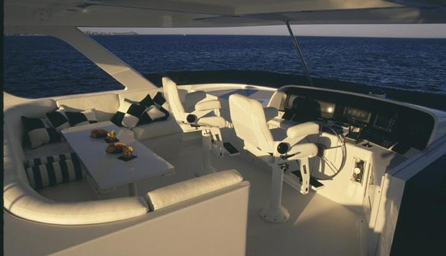 American Made Charter Yacht - 3