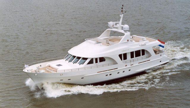 Moonen 84 Charter Yacht - 3