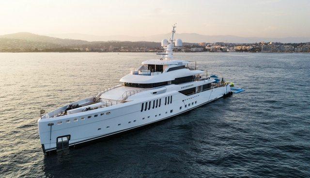 Seasense Charter Yacht