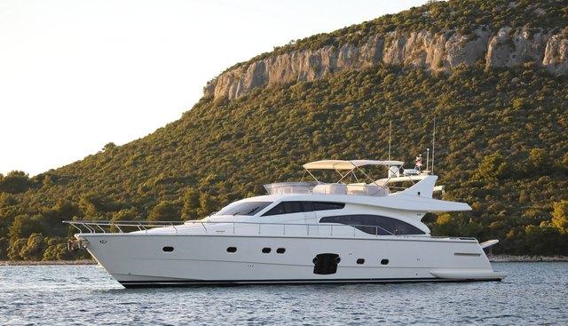 Dominique Charter Yacht