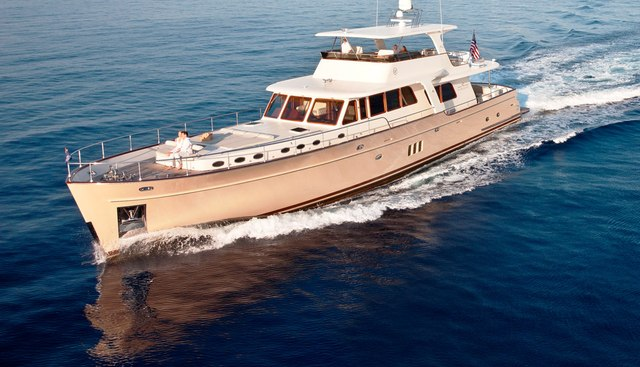 Vicem 92 Charter Yacht - 2