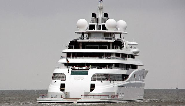 A+ Charter Yacht - 5
