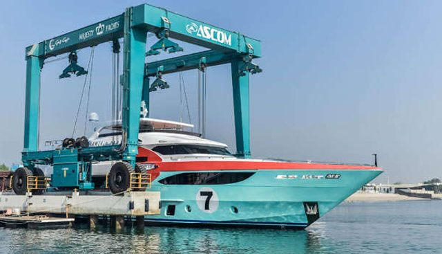 Obsession Charter Yacht