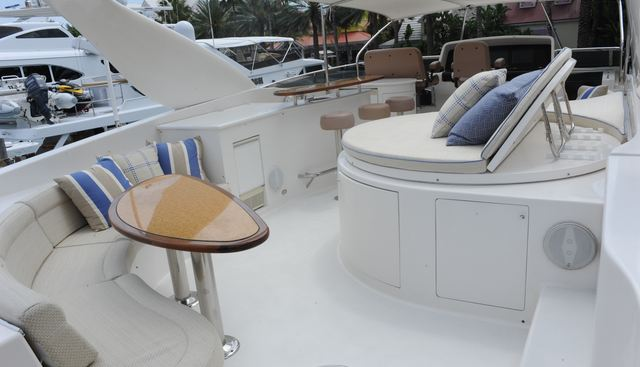 Chip Charter Yacht - 2