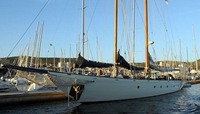 Nicole Maria Charter Yacht