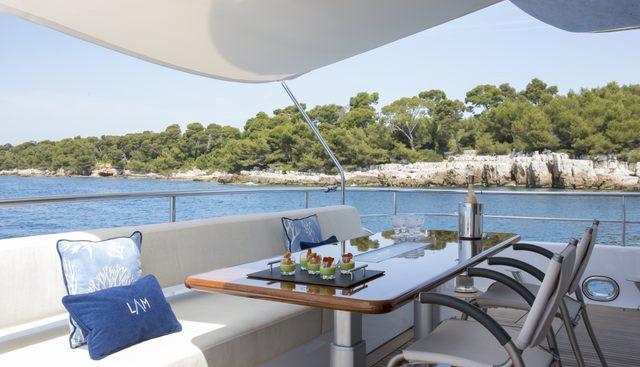 La Mascarade Charter Yacht - 6