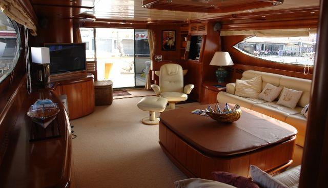 Lady Katana Charter Yacht - 2