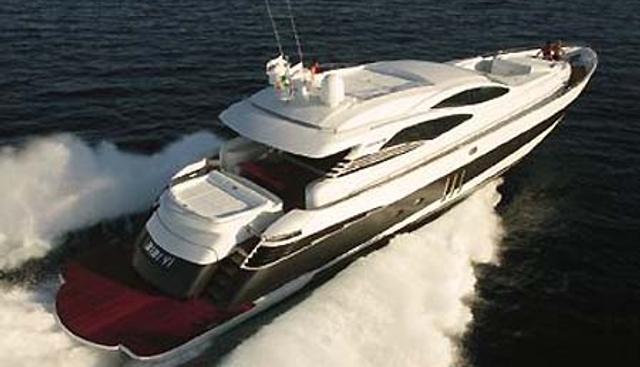 Bibi VI Charter Yacht