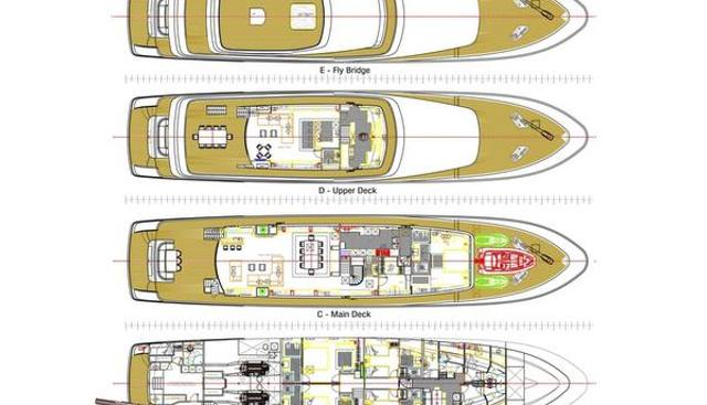 Mr Mouse Charter Yacht - 6