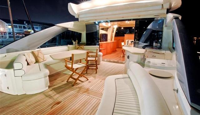 Carnivore Charter Yacht - 2
