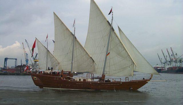 Zinat al Bihaar Charter Yacht