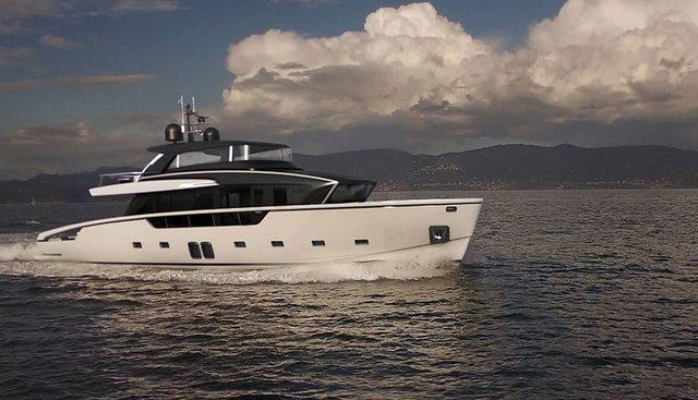 Luar Charter Yacht