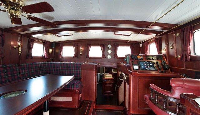 Spirit of Venice Charter Yacht - 5