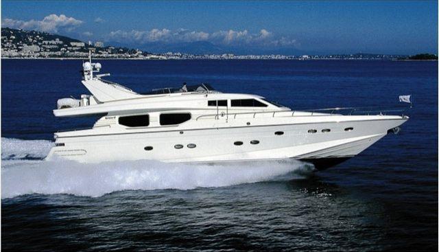 Karyatis Charter Yacht