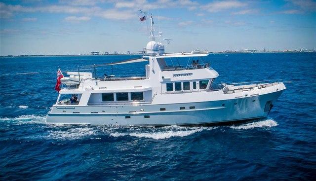 Coy Koi Charter Yacht