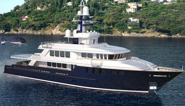 Carson Charter Yacht