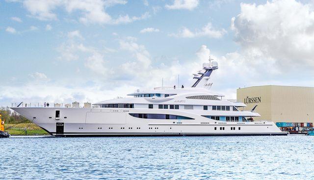 Amatasia Charter Yacht - 4