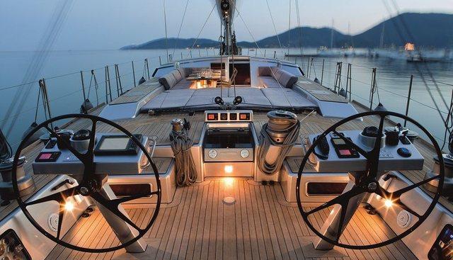 Black Lion Charter Yacht - 4