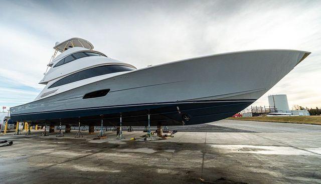 Marlin Magic Charter Yacht